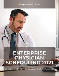 Enterprise Physician Scheduling 2021