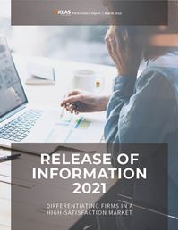 Release of Information 2021