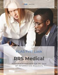 RRS Medical First Look 2021