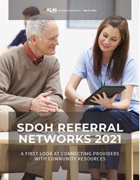 SDOH Referral Networks 2021