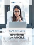 uPerform by ANCILE First Look 2021