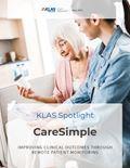 CareSimple: Emerging Technology Spotlight 2021