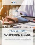 SYNERGEN Health: Emerging Technology Spotlight 2021
