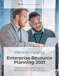 Enterprise Resource Planning 2021