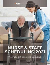 Nurse & Staff Scheduling 2021
