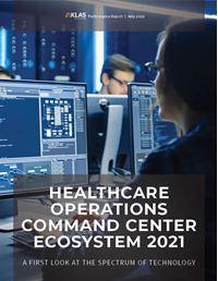 Operational Command Center Ecosystem 2021