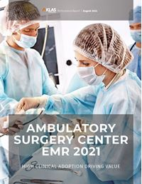 Ambulatory Surgery Center EMR 2021