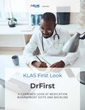 DrFirst: First Look 2021
