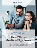 Real Time Medical Systems: First Look 2021