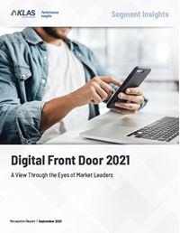Digital Front Door 2021