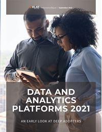 Data and Analytics Platforms 2021