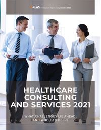 Healthcare Consulting and Services 2021