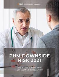 PHM Downside Risk 2021