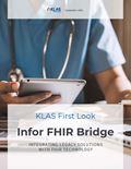 Infor FHIR Bridge: First Look 2021