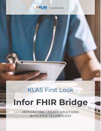 Infor FHIR Bridge