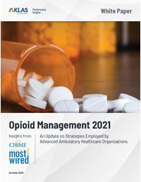 Opioid Management 2021