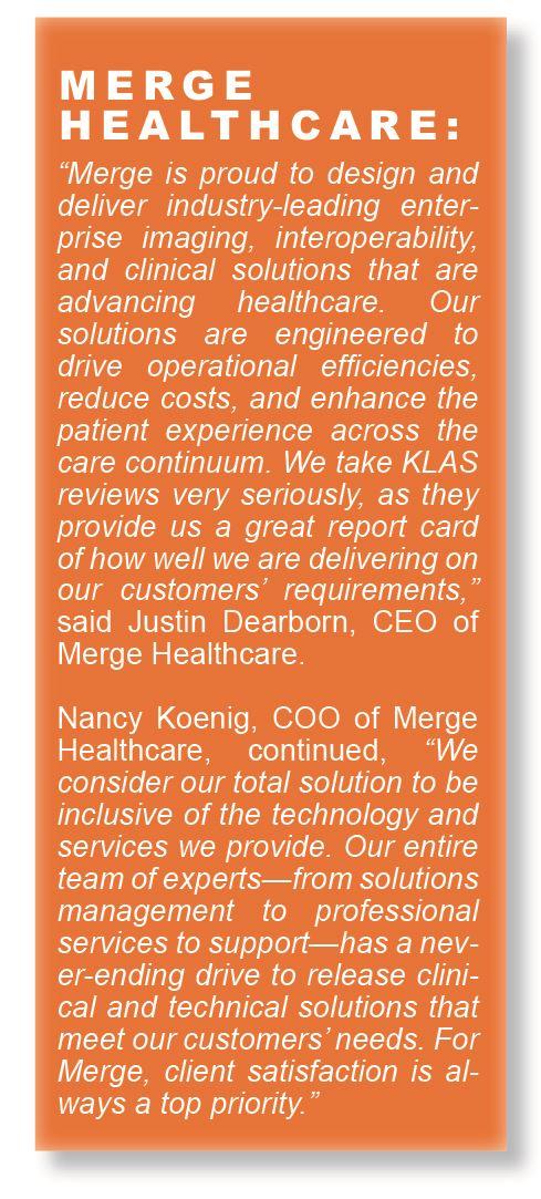 merge healthcare quote