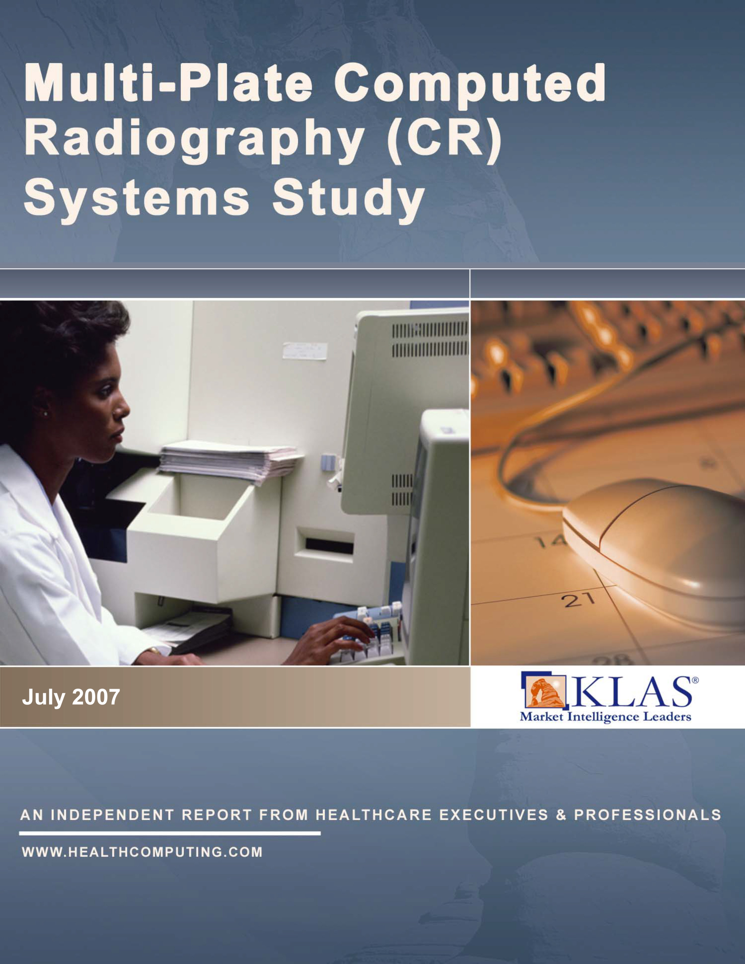 Computed Radiography 2007