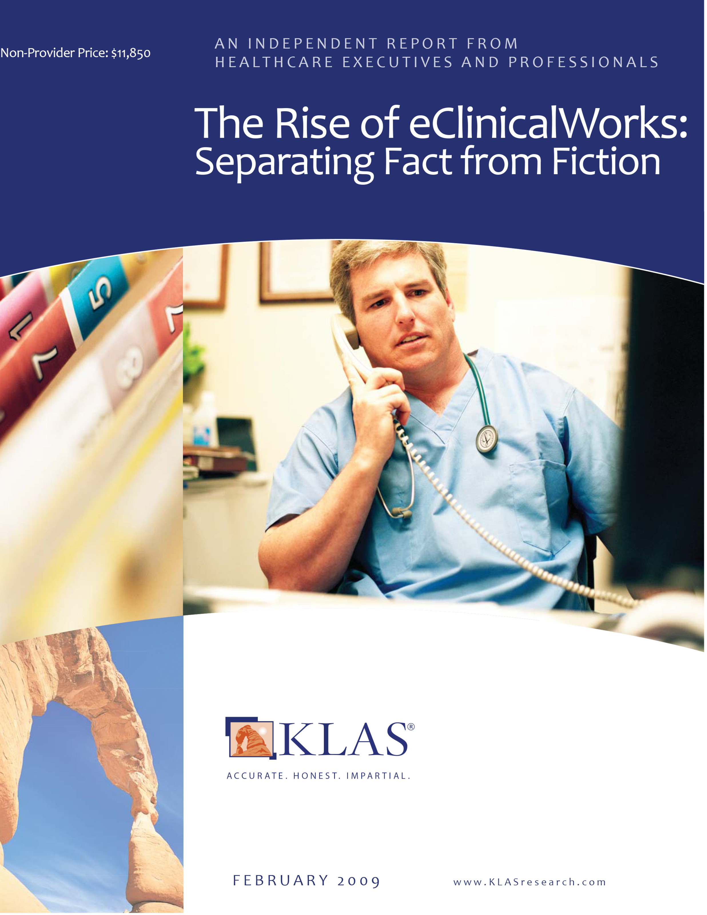 The Rise of eClinicalWorks