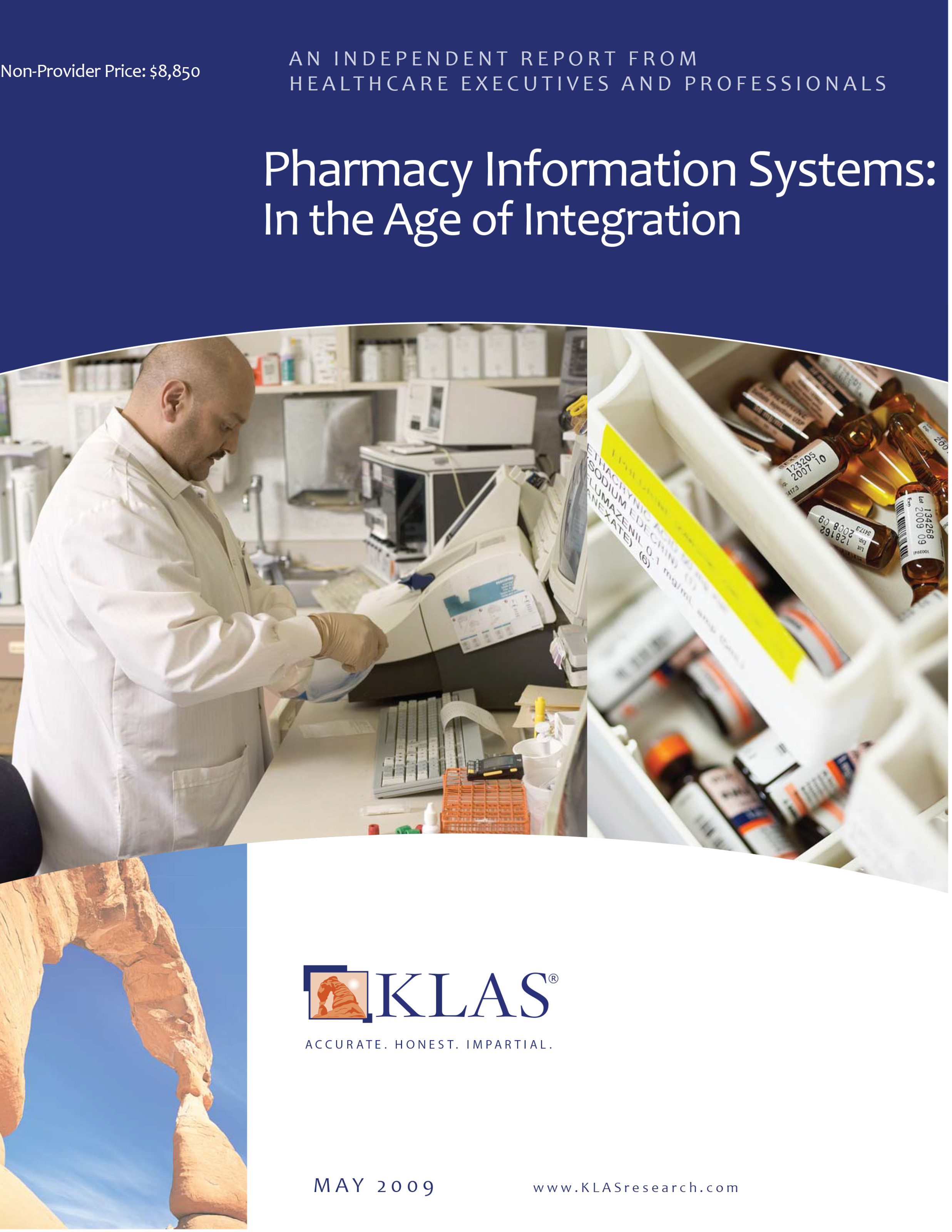 Pharmacy Information Systems