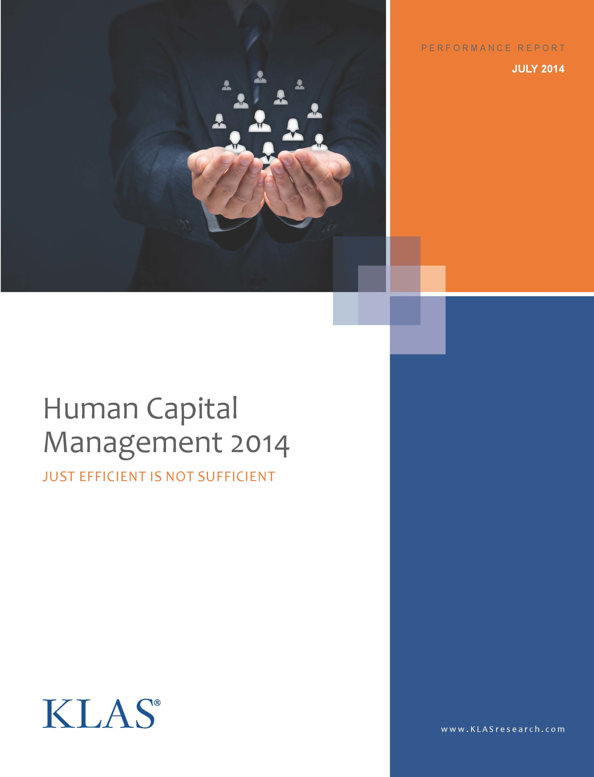 Human Capital Management 2014