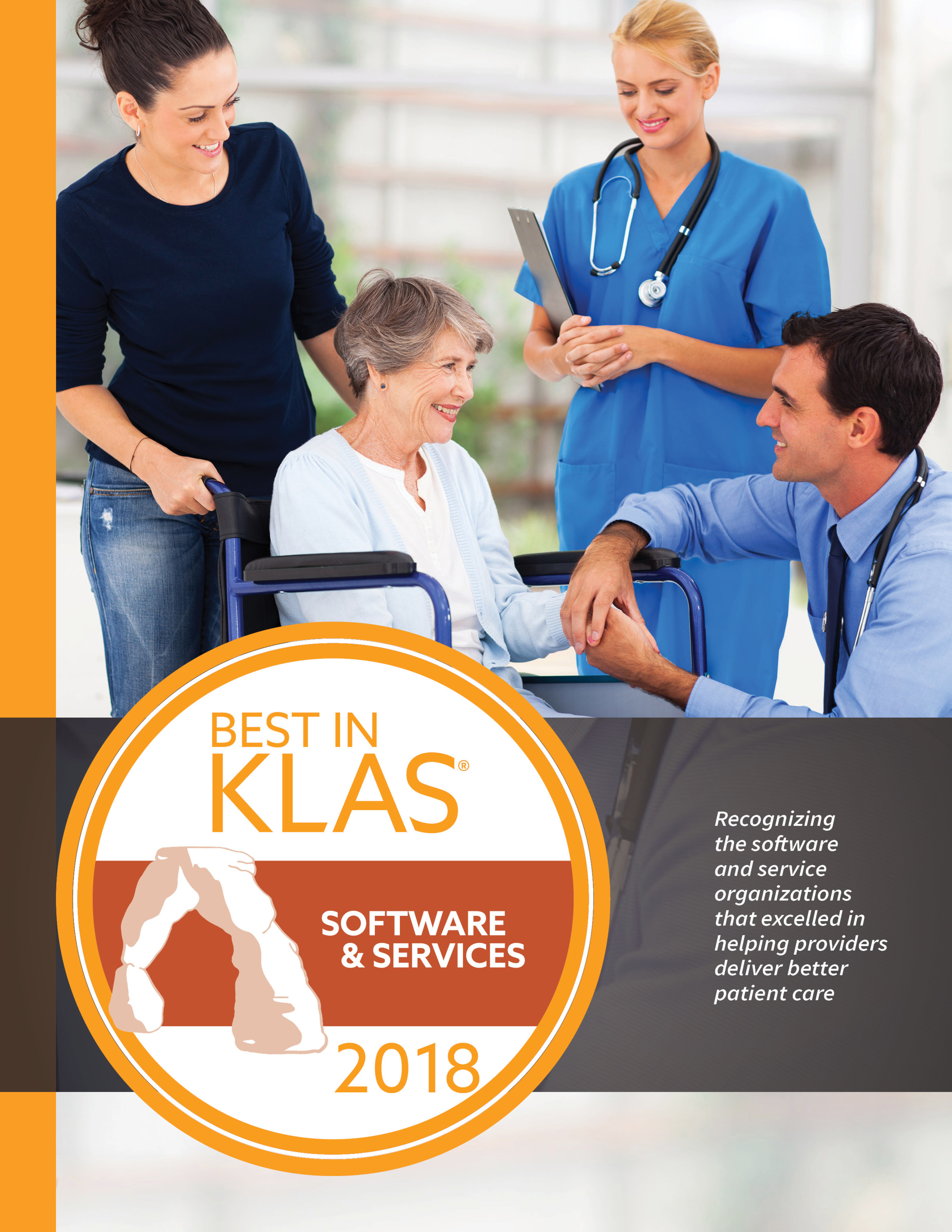 Best In KLAS Report