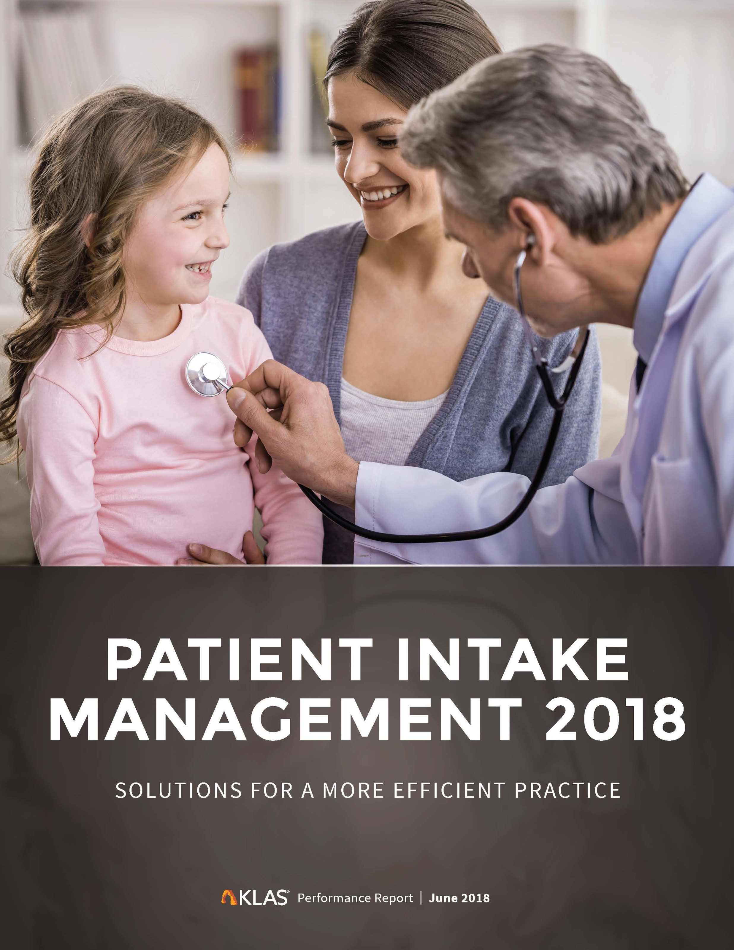 Patient Intake Management 2018