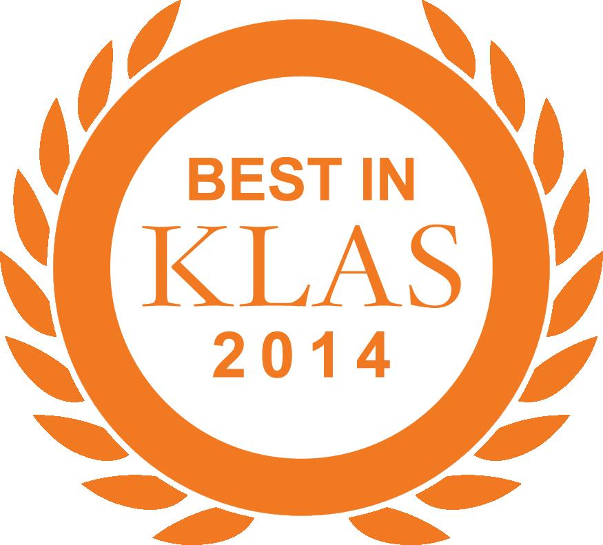 best in klas 2014 logo