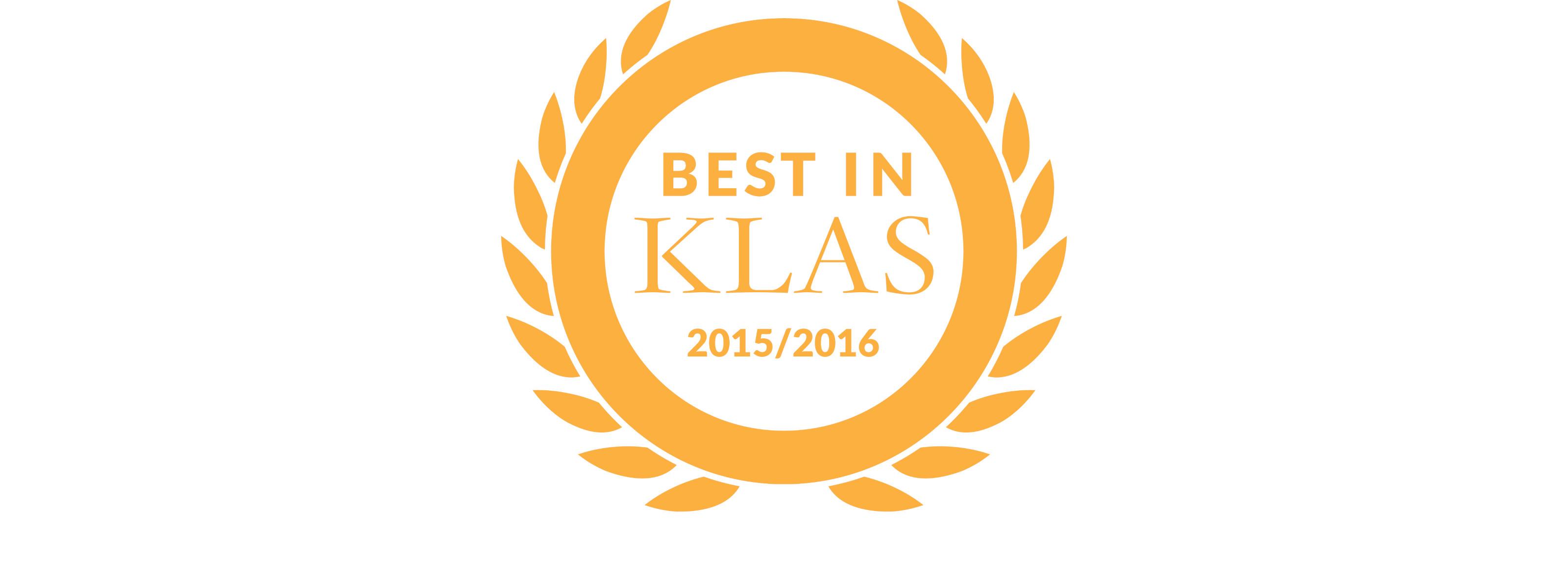best in klas 2015 2016 logo